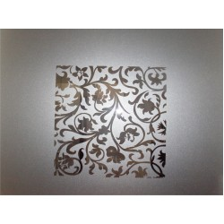 ORACAL 8510 Etched Glass Cal