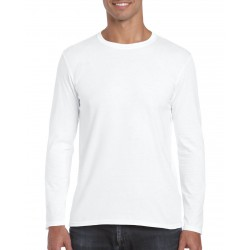 TRICOU SOFTSTYLE ADULT LONG SLEEVE