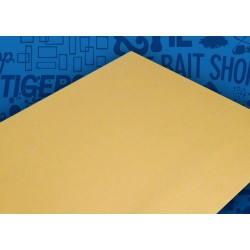 Kraft Paper Cover Sheet - Hartie pentru protectie termotransfer